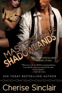 Masters of the Shadowlands cover