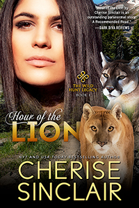 Cherise Sinclair - Hour Of The Lion