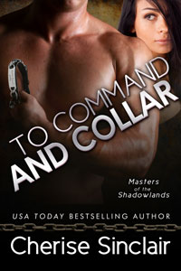 To Command Collar - Cherise Sinclair