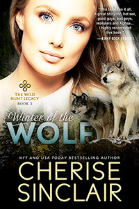 Cherise Sinclair - Winter Of The Wolf