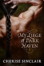 My Liege of Dark Haven Book Cover