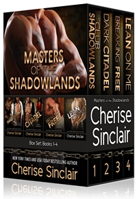 Masters of the Shadowlands Box Set Books 1-4