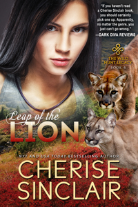 Leap of the Lion Cover Art