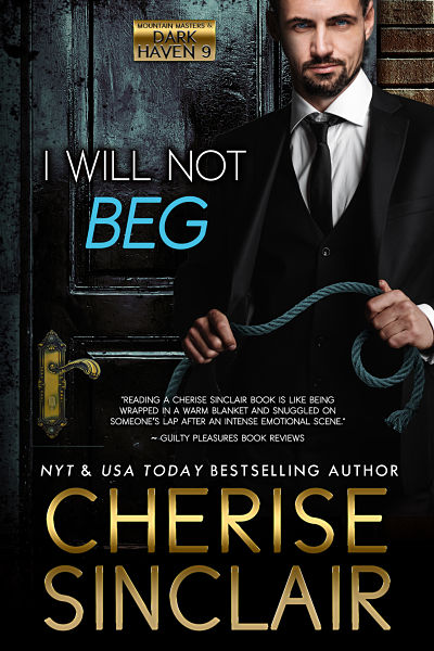 Cover Art for I Will Not Beg