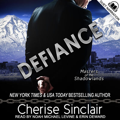 Cover art for Defiance Audiobook