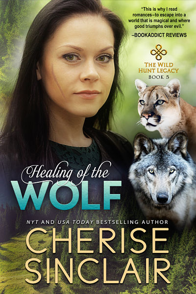 Healing of the Wolf cover art
